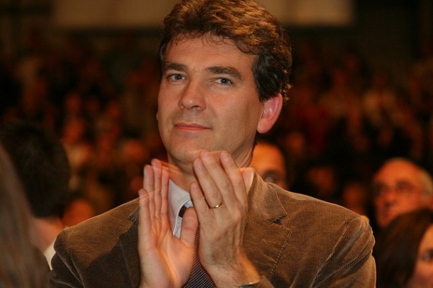 Arnaud Montebourg, Minister of Productive Recovery. Photo: Flickr.com/jyc1