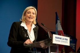 Marine Le Pen.Photo: Flickr.com/RemiJDN