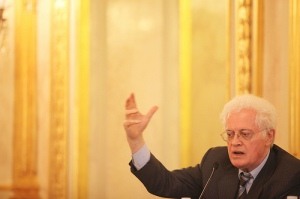 Lionel Jospin. Photo: Flickr.com/ Fondapol - Fondation pour l'innovation politique