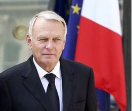 The Prime Minister Jean-Marc Ayrault on September 5th. Photo: afp.com/Patrick Kovarik