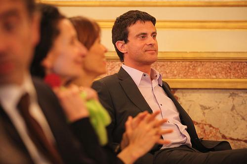 Interior Minister Manuel Valls. Photo: Flickr.com/vondapol