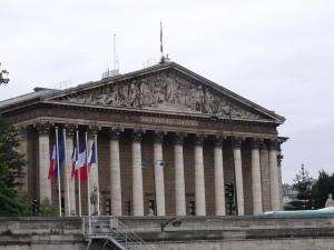 The National Assembly has not seen substantial progress in tax reform under Hollande. Photo: Flickr.com/ellbrown