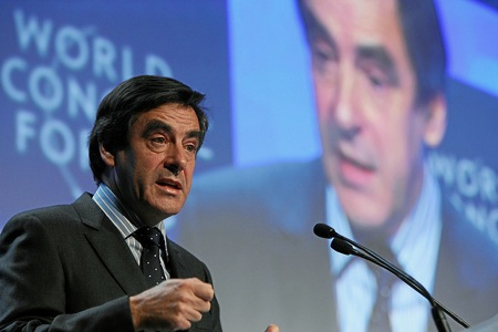 François Fillon and his supporters in the National Assembly created a dissident group this Tuesday.Photo: Flickr.com/World Economic Forum