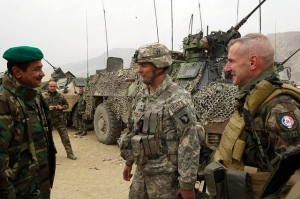 KAPISA PROVINCE, Afghanistan – 