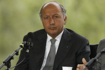 Laurent Fabius, Foreign Minister, has been pushing to lift the arms embargo on Syria. Photo: Flickr.com/MEDEF