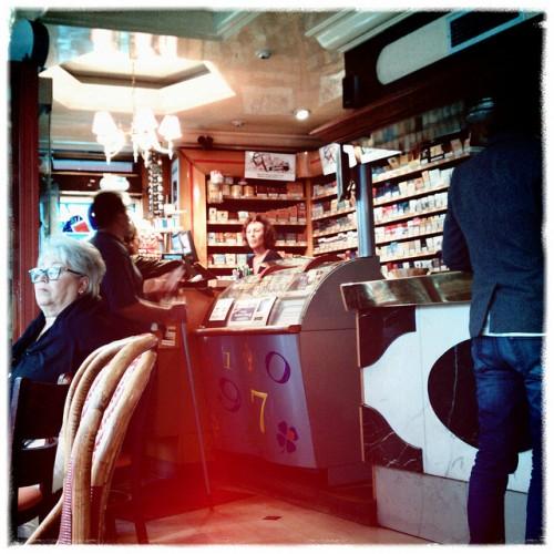 Tabac in Paris. Photo: Flickr.com/:mrMark: