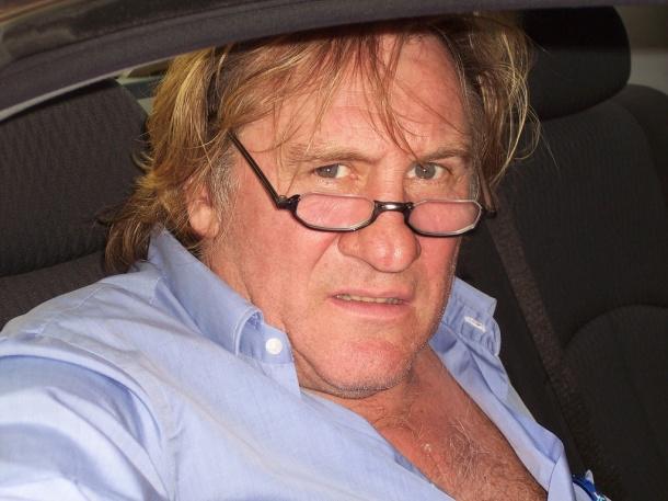 Gérard Depardieu.Photo: Flickr.com/Tom Lee Kelso