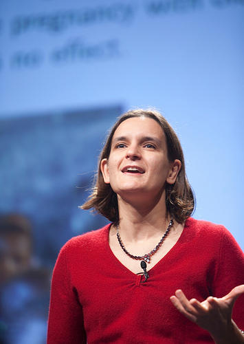 Esther Duflo, French Economist, will join Obama's Global Development Council.Photo: Flickr.com/poptech