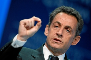 Former French President Nicolas Sarkozy at the World Economic Forum in 2011 Photo: World Economic Forum/flickr.com