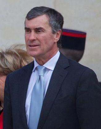 Budget Minister Jerôme Cahuzac.  Photo: Wikimedia Commons/Cyclotron