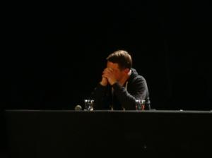Olivier Besancenot. Photo: Adrien Shimizu