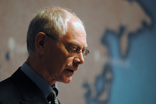 President of the European Council Herman van Rompuy. Photo: Flickr.com/Chatham House