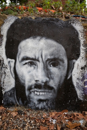 Portrait of Mokhtar Belmokhtar. Photo: Flickr.com/Abode of Chaos