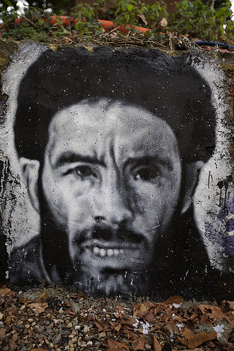 Portrait of Mokhtar Belmokhtar. Photo: Flickr.com/Abode of Chaos