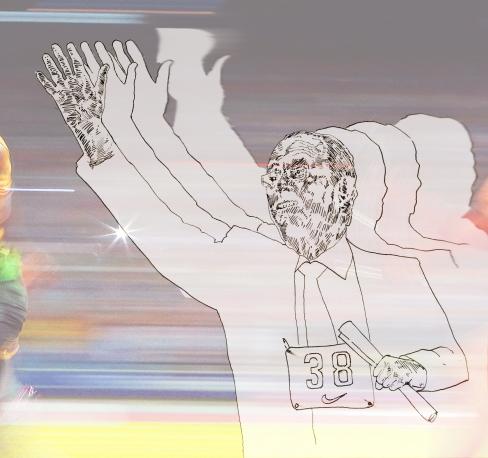 Illustration by Justin Walker for La Jeune Politique.