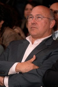 French Labor Minister Michel Sapin Marie-Lan Nguyen / Wikimedia Commons