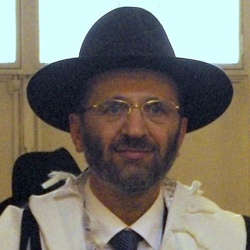 Former Chief Rabbi of France Gilles Bernheim. Photo: Olevy for Wikimedia Commons