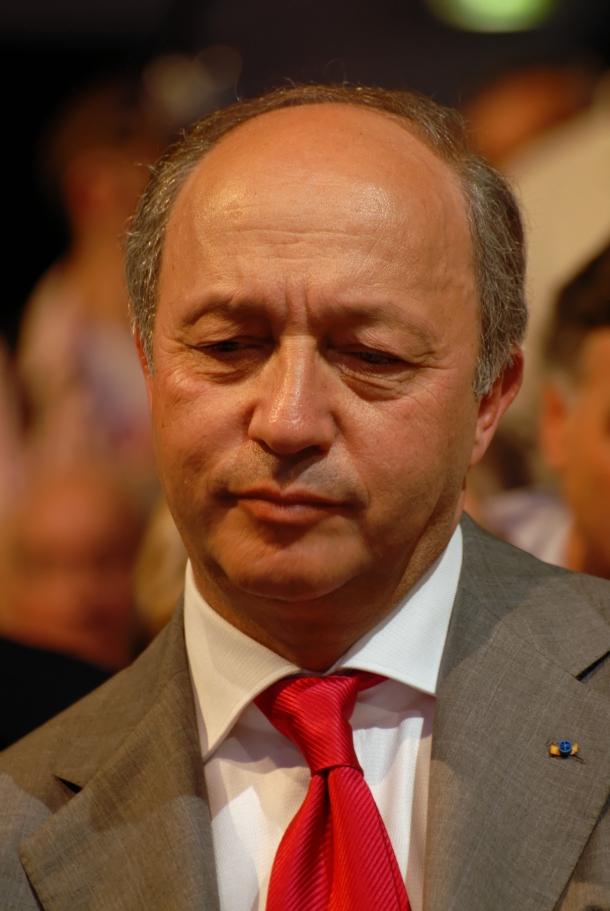 French Prime Minister Laurent Fabius.