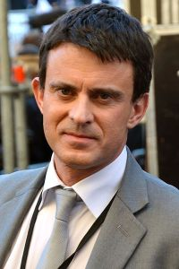 Minister of the Interior Manuel Valls. Photo: Jackolan1 for Wikimedia Commons