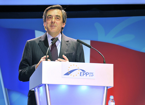 François Fillon. Photo: Flickr.com/European People's Party - EPP