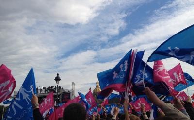 La Manif Pour Tous Protest Photo: Eleni Zaras