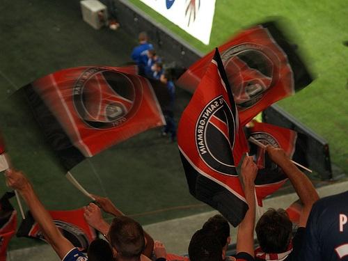 PSG fans Photo: Philippe Agnifili, flickr