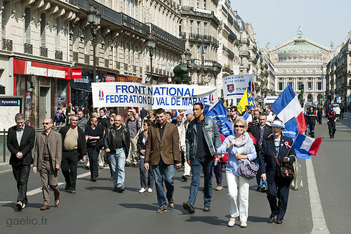 Front National Photo:http://flickr.com/photos/gaelic69