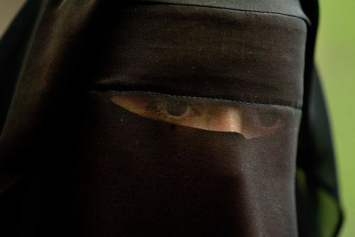 Violence in the Parisian suburbs stemmed from the arrest of a woman for wearing a niqab. Photo: Ulania for flickr.