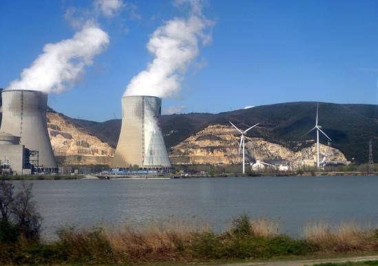 Tricastin Nuclear Plant.  Photo: Flickr/ Jean-louis Zimmermann