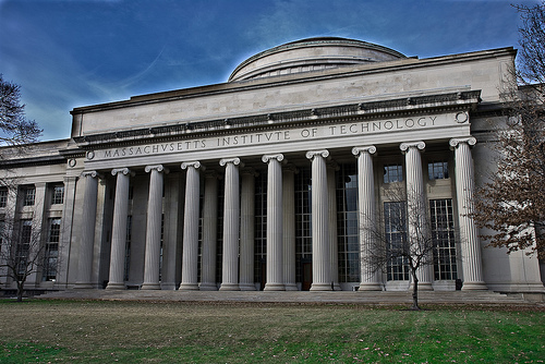 MIT, ranked fourth according to the ranking.  Photo: Flickr.com/Francisco Diez
