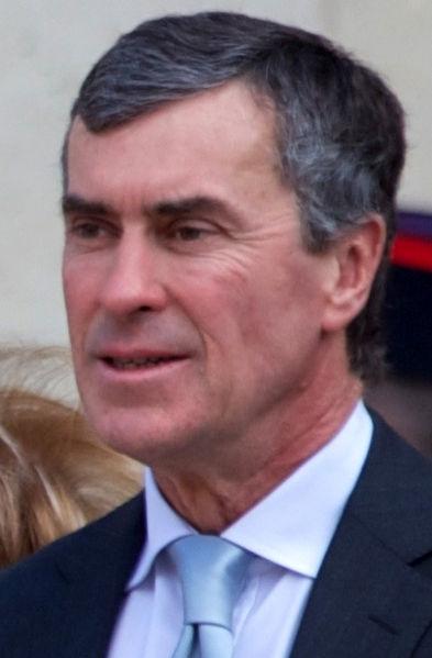 Ex-Budget Minister Jérôme Cahuzac. Photo: César for Wikimedia Commons