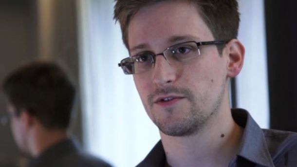 Edward Snowden has made international headlines since he leaked classified information of American espionage activity. Photo: Laura Poitras for Wikimedia Commons