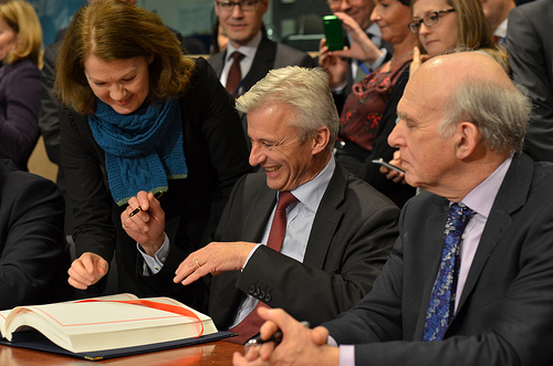 Signing of the Unified Patent Court Agreement in Brussels Photo: http://flickr.com/photos/swe_eupress