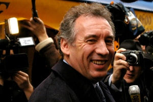 François Bayrou. Photo: Flickr.com/alibaba0