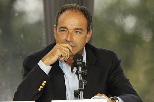 Jean-François Copé proposed a reform of immigration policy. Photo: Wikimedia/MEDEF