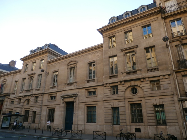The prestigious École des Ponts (ParisTech), a grande école in the French capital. Photo: Magnus the Great for Wikimedia Commons.