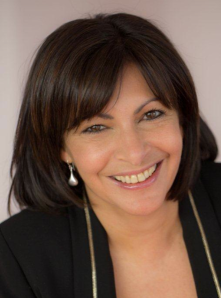 Anne Hidalgo, candidate for mayor and current first deputy mayor of Paris. Photo: Julien-René Jacques for Wikimedia Commons.