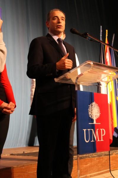 Jean-François Copé Photo: Cheep975, Wikimedia Commons