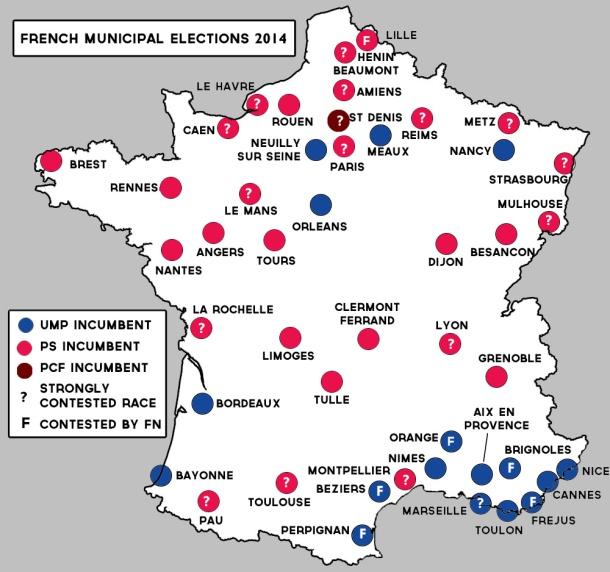 French Municipal Elections