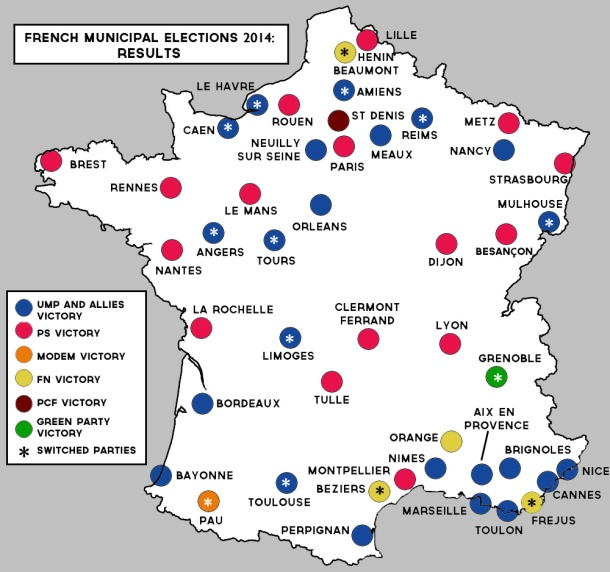 Municipal Elections Final Map