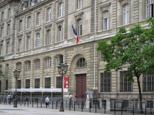 The Préfecture de Police headquarters in Paris. Photo: MathTeacherGuy for flickr.