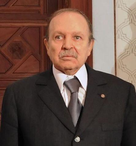 Abdelaziz Bouteflika. Photo: Vikoula5 for Wikimedia Commons