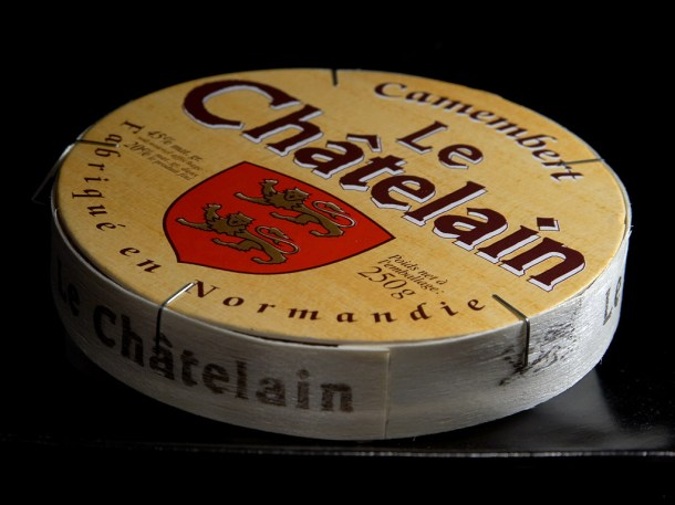 Poplar trees have historically served as the casing for the famous French Camembert, among other products. Photo: Jon Sullivan for Wikimedia Commons