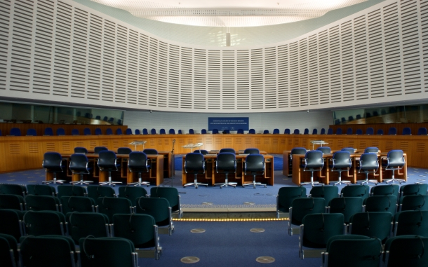 The European Court of Human Rights in Strasbourg has handed down a suspension of a French Council of State ruling. Photo: CherryX for Wikimedia Commons.
