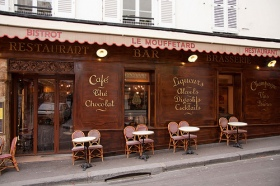Le Mouffetard Restaurant, Paris. Photo: besopha via Flickr.
