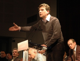 Arnaud Montebourg, former Minister of Productive Recovery. Photo: François PATRIAT via Wikimedia Commons.